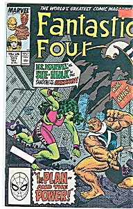 Fantastic Four - Marvel comics - Dec. 1988  # 321 (Image1)