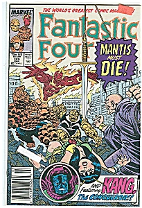 Fantastic Four - Marvel Comics - # 324 March 1989