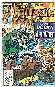 Fantastic Four - Marvel comics - # 319 Oct. 1988 (Image1)