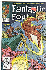 Fantastic Four - Marvel comics - April 1988  # 313 (Image1)