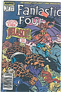 Fantastic Four - Marvel comics - 314  May 1988 (Image1)