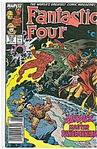 Fantastic Four - Marvel comics - # 315  June 1988 (Image1)