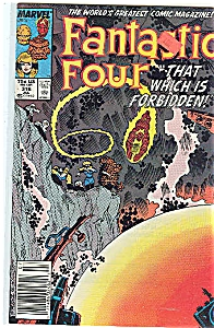 Fantastic Four - Marvel Comics - # 316 July 1988