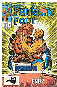 Fantastic Four - Marvel Comics - # 317 Aug. 1988
