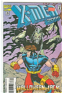 X-Men 2099   - Marvel comics - # 16 Jan. 1995 (Image1)