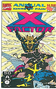 X-Factor - Annual - Marvel comics -   1991 (Image1)