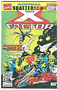 X-Factor Annual - Marvel comics  # 7   1992 (Image1)