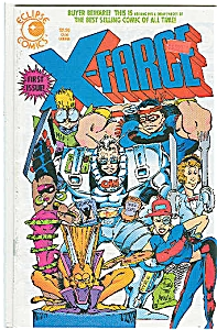 X-farce Comics - Eclipse comics - # 1992 (Image1)