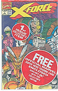 X-Force - Marvel comics -  # 1   August 1991 (Image1)