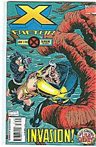 X-Factor - Marvel comics -  # 10 Jan. 1995 (Image1)
