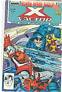 X-Factor Annual - Marvel comics - # 3 1988 (Image1)