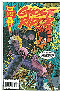 Ghost Rider - Marvel comics - # 47 March 1994 (Image1)