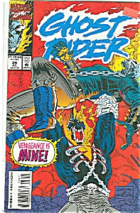 Ghost Rider - Marvel comics - # 39 July 1993 (Image1)