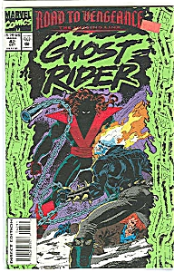 Ghost Rider - Marvel Comics - # 42 Oct. 1993