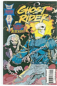 Ghost Rider- Marvel Comics - # 53 Sept. 1994