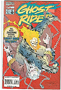 Ghost Rider- Marvel comics- # 54 Oct. 1994 (Image1)