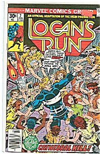 Logan's Run - Marvel comics group- # 2Feb. 1977 (Image1)