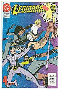 Legionnaires - DC comics - # 5 August 1993 (Image1)