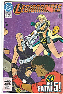 Legionnaires - DC comics -  # 6 Sept. 93 (Image1)