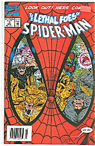 Lethal foes of Spider-Man, Marvel comics, #3 Nov. 93 (Image1)