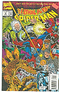 Lethal foes of Spider-Man - Marvel comics  # 4 Dec. 93 (Image1)