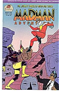 Madman adventures - Tundra comics - # 3  1993 (Image1)