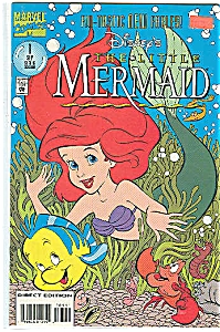 The Little Mermaid - Marvel comics - # 1 Sept. 1994 (Image1)