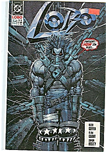 Lobo - DC comics # 3 of 4 - Jan. 1991 (Image1)