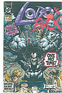 Lobo's Back - DC comics - # 3 Oct.1992 (Image1)