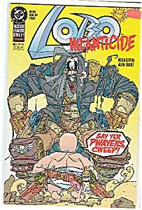 Lobo Infanticide - DC comics - Oct. 1992  #1 (Image1)