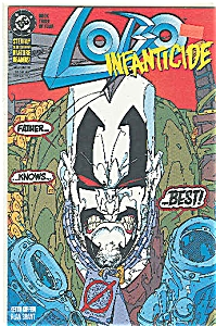 Lobo Infanticide - DC comics - Book 3 of 4  Dec. 1992 (Image1)