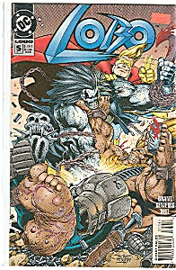 Lobo-DC comics - # 5 - May 1994 (Image1)