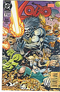 Lobo-  DC comics -  # 7  July 1994 (Image1)