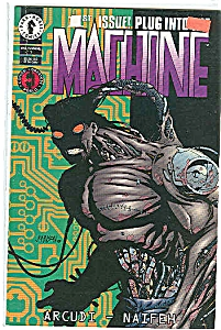 Machine - Dark Horse Comics - # 1    1994 (Image1)
