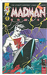 Madman comics - Dark Horse Comics - # 4    1994 (Image1)