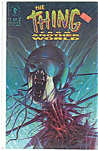 The Thing - Dark Horse comics - l of 2     1991 (Image1)