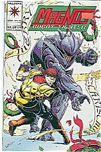 Magnus - Valiant -  # 34 March 1993 (Image1)