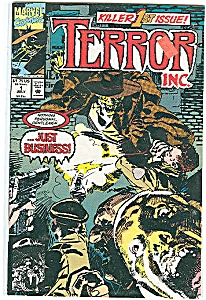 Terror Inc, Marvel comics - # 1 July 1992 (Image1)