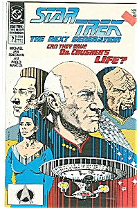 Star Trek- DC comics -  # 9  June 1990 (Image1)