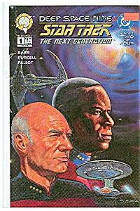 Star Trek - DC comics - # 1  1994 (Image1)