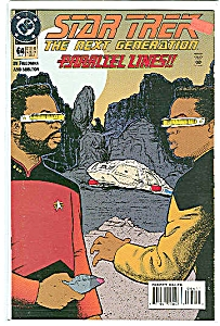 star Trek - DC comics - # 64  Oct. 1994 (Image1)