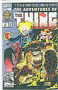The Thing - Marvel comics - May  # 2 1992 (Image1)