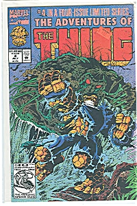 The Thing - Marvel comics -  July 1992 (Image1)