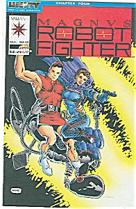 Robot Fighter - Valiant comics - # 15 Aug. 1992 (Image1)