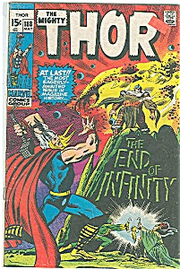 Thor - Marvel comics group - # 188 May 1971 (Image1)