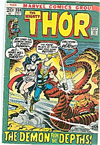Thor - Marvel comics -Oct. 1972  #204 (Image1)