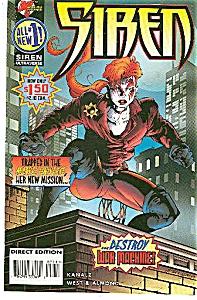 Siren- Malibu comics - # l Oct. 1995 (Image1)