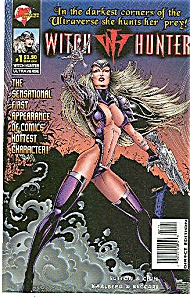 Witch Hunter - Malibu comics - # l  April 96 (Image1)