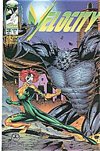Velocity - Image comics - # 3 Jan. 1996 (Image1)