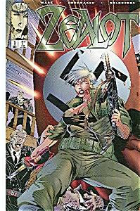 Zealot - Image comics - Nov. 95  # 3 (Image1)
